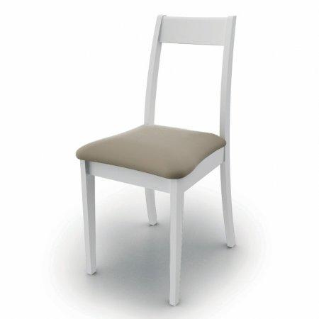 Baxic-Softtouch เก้าอี้ รุ่นเบสิคแบบเบาะนั่งนิ่ม สีขาว