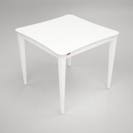 โต๊ะอาหาร Zoro Dining Table Medium สี White