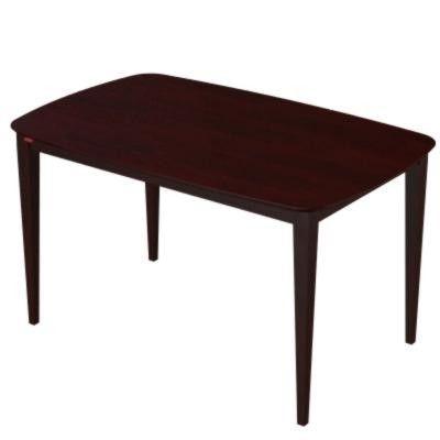 โต๊ะอาหาร Breeze Dining Table Large สี Espresso