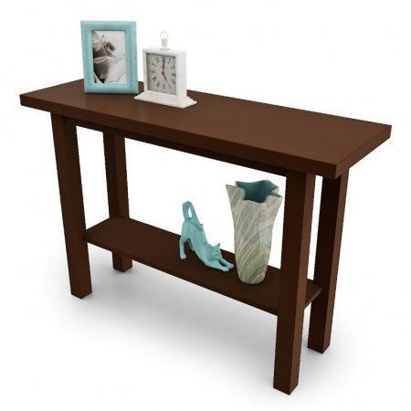 Besame Console Small โต๊ะคอนโซล สี Espresso