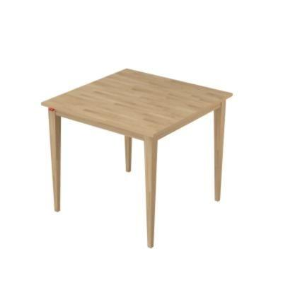 โต๊ะอาหาร Baxic Dining Table Medium สี White Wash