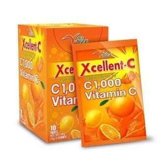 Xcellent-C VitaminC 1,000mg ให้ วิตามินซี