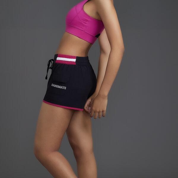 กางเกงขาสั้นกระเป๋าข้าง MPN-PSA071