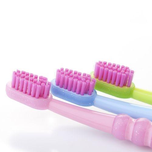 แปรงสีฟันสำหรับเด็กเล็ก Curakid CK 4260