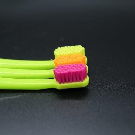 แปรงสีฟันทั่วไป Curaprox CS 5460 ด้ามสีเขียว