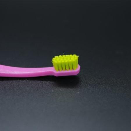แปรงสีฟันสำหรับเด็กโต Curaprox CS SMART ด้ามสีชมพู