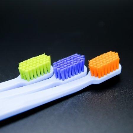 แปรงสีฟันทั่วไป Curaprox CS 5460 ด้ามสีฟ้าอ่อน