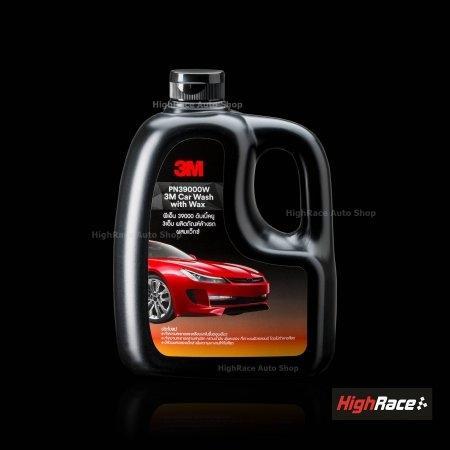 ผลิตภัณฑ์ล้างรถ ผสมแว๊กซ์ 3M 1 ลิตร
