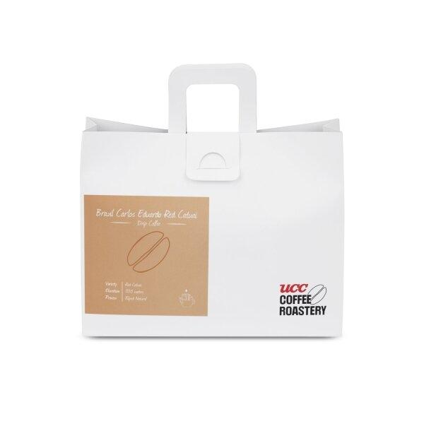 UCC BRAZIL CARLOS EDUARDO RED CATUAI COFFEE DRIP BAG.(9g×5bags)