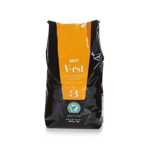 Original Blend  Vest No.3 500g.(Coffee Beans)กาแฟเมล็ด
