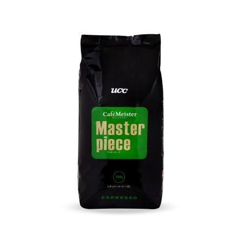 UCC Master Piece Espresso 500 g.