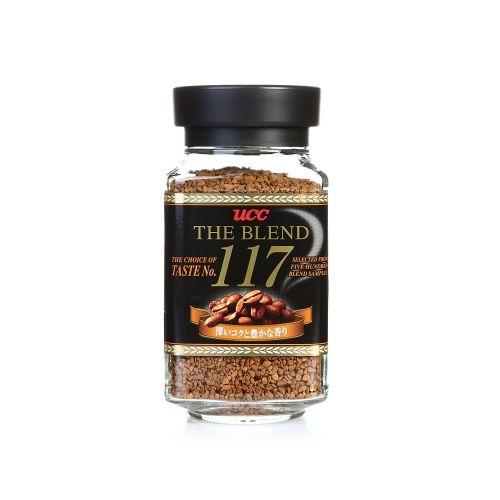 The Blend 117 (Strong&Aroma) 90 g. (Instant coffee -Freeze dry)