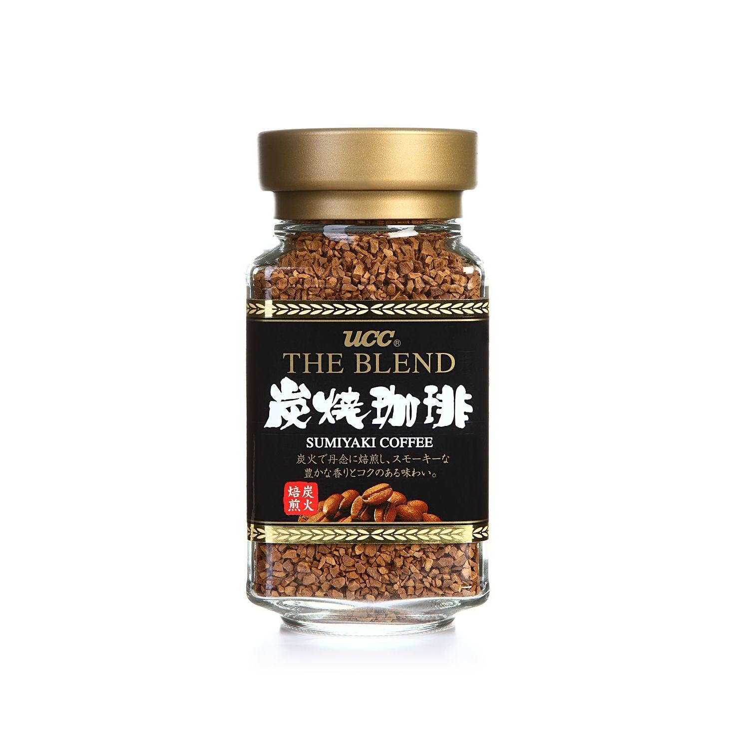 The Blend Sumiyaki 90g.(Instant Coffee-Freeze Dry)