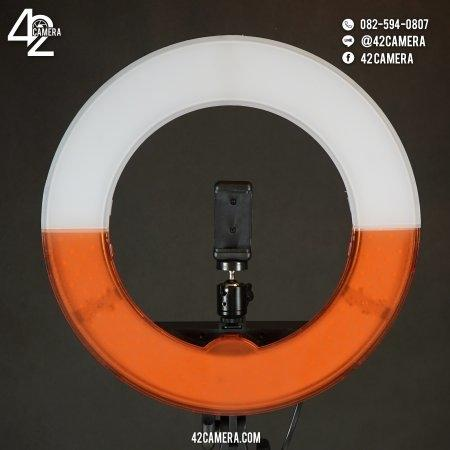 LED Ring Light 35cm with Light Stand + Bag