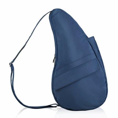 Healthy back bag กระเป๋าสุขภาพ MICROFIBRE LAKE BLUE M