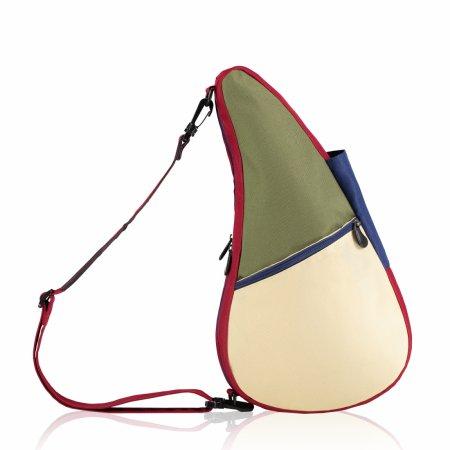 Healthy back bag กระเป๋าสุขภาพ REVERSIBLE CHILI S