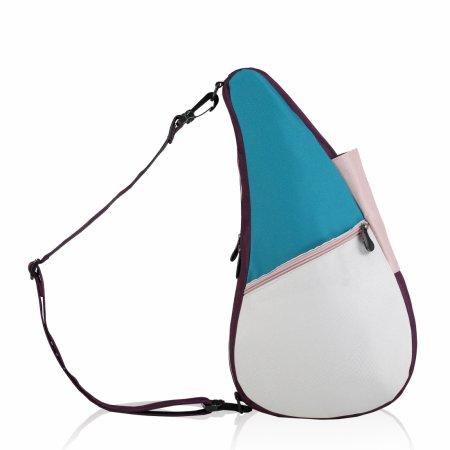 Healthy back bag กระเป๋าสุขภาพ REVERSIBLE PURPLE S