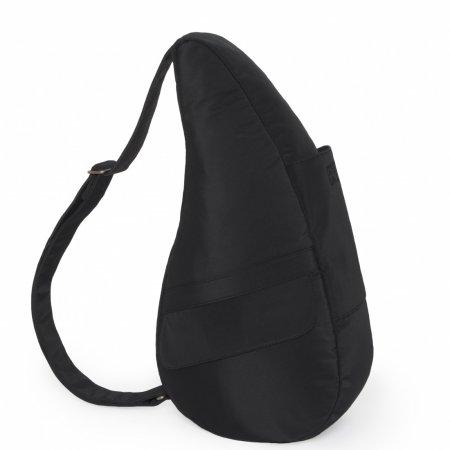 Healthy back bag กระเป๋าสุขภาพ MICROFIBRE BLACK M