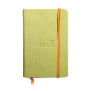Rhodiarama : Notebook Hardcover - A6 - Anise Green (6466)