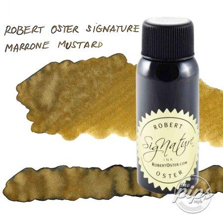 Robert Oster Signature - Marrone Mustard (50ml.)