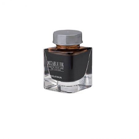 Platinum : Mixable Ink - Earth Brown (20ml.)