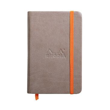Rhodiarama : Notebook Hardcover - A6 - Taupe (6442)
