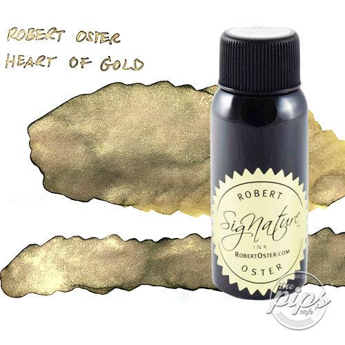 Robert Oster Signature - Shake 'N' Shimmy - Heart of Gold (50ml.)