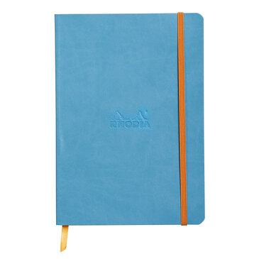 Rhodiarama : Notebook Softcover - A5 - Turquoise Blue (4579)
