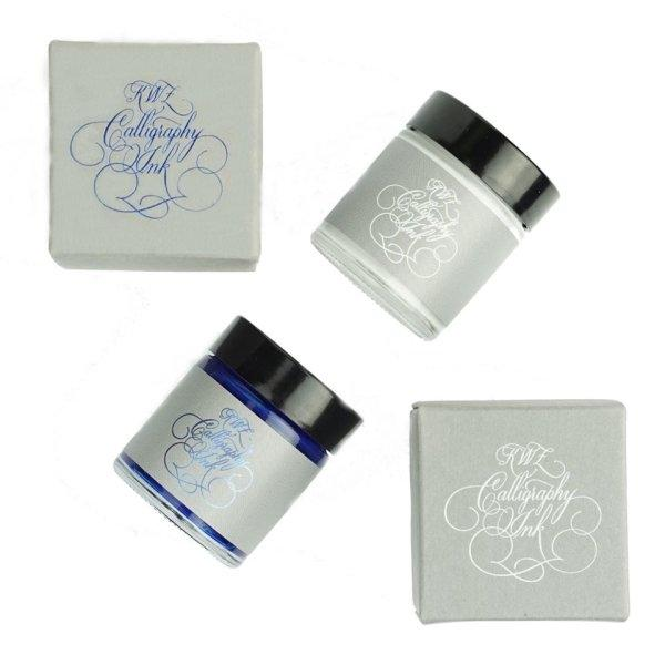 KWZ Calligraphy Ink : Blue