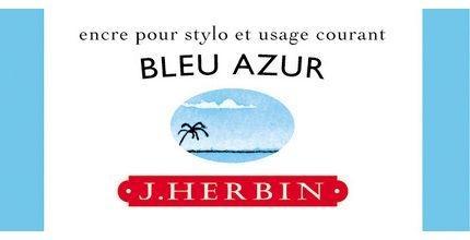 J.Herbin - Bleu Azur (30ml.)