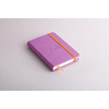Rhodiarama : Notebook Hardcover - A6 - Lilac (6510)