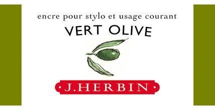 J.Herbin - Vert Olive (30ml.)