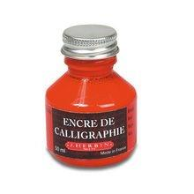 J.herbin Calligraphy Ink - Red (50ml.)