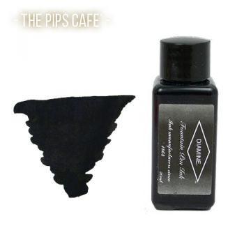 Diamine - Onyx Black (30ml.)