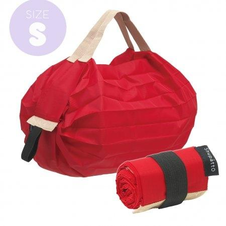 Shupatto Compact Bag - Tote Small - Red