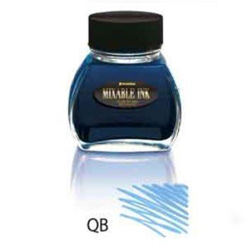 Platinum Mixable Ink (60cc.) - Aqua Blue