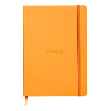 Rhodiarama : Notebook Softcover - A5 - Orange (4654)
