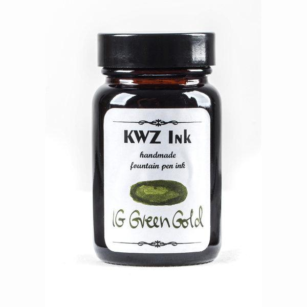 KWZ Ink : IG Green Gold (60ml.)