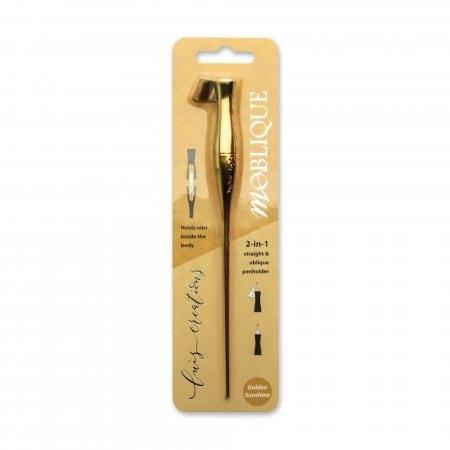 Moblique 2-in-1 Pen Holder : Golden Sunshine