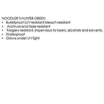 Noodler's - Hunter Green (1Oz.)