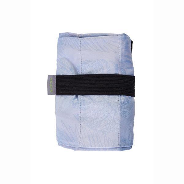 Shupatto Compact Bag - Travel Duffle Bag - Leaf Pattern