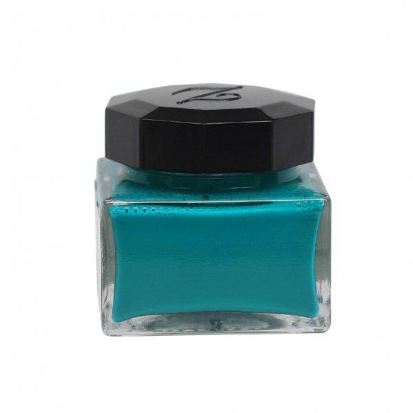 Ziller Ink - Aqua Blue Green (1 Oz.)