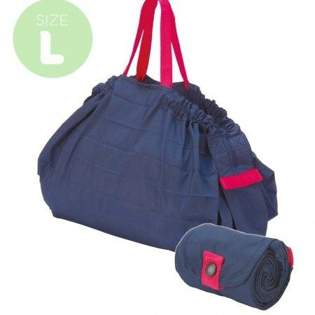 Shupatto Compact Bag - Tote Large - Navy