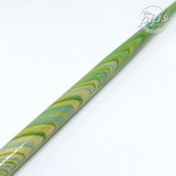 Manuscript - Nib Holder - Blue Green Marbled
