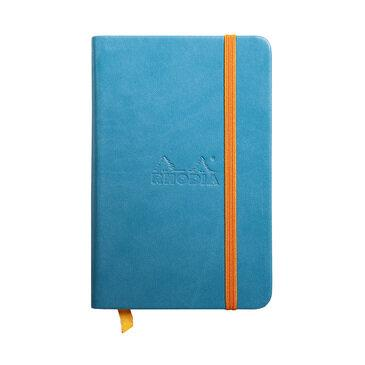 Rhodiarama : Notebook Hardcover - A6 - Turquoise Blue (6473)
