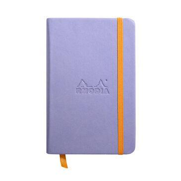 Rhodiarama : Notebook Hardcover - A6 - Iris (6497)