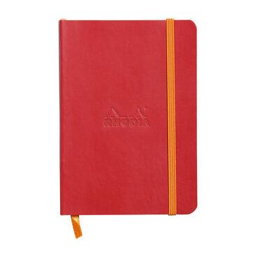 Rhodiarama : Notebook Softcover - A6 - Poppy Red (3633)