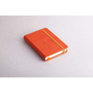 Rhodiarama : Notebook Hardcover - A6 - Tangerine (6541)