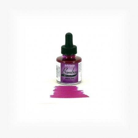 Bombay India Ink - Red Violet (1Oz.)