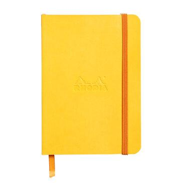 Rhodiarama : Notebook Softcover - A6 - Daffodil Yellow (3664)